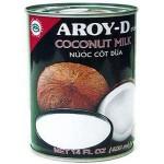 Молоко кокосовое AROY-D 60%, 400г