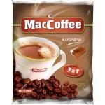 Кофейный напиток MACCOFFEE 3 в 1 Карамель, 25х18г