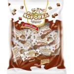 Вафельные конфеты КОРОВКА со вкусом шоколада, 250г