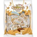 Вафельные конфеты КОРОВКА молочная, 250г