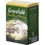 Чай GREENFIELD Earl Grey Fantasy черный с бергамотом, 200г