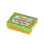 Масло сливочное ИЗ ВОЛОГДЫ Крестьянское 72,5%, 180г