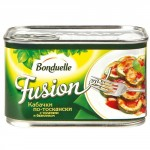 Кабачки BONDUELLE FUSION По-тоскански с томатами и базиликом, 375г