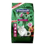 Корм для шиншилл VITAKRAFT Emotion Beauty, 600г