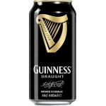 Пиво темное GUINNESS стаут железная банка, 0,44л