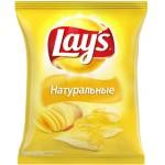 Чипсы LAY`S Натуральные, 80г