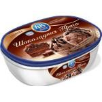 Мороженое пломбир 48 КОПЕЕК Шоколадная Прага контейнер, 460г