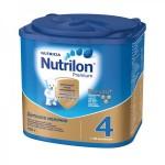 Сухая молочная смесь NUTRILON (4) с 18 месяцев, 400г