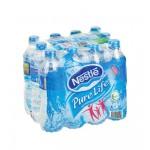 Вода питьевая NESTLE Pure Life в упаковке, 12х0,5л
