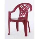 Кресло №6 Престиж-2 вишневое