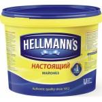 Майонез HELLMANN'S Настоящий, 5 кг