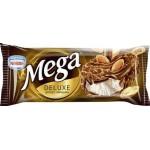 Мороженое ванильное MEGA DELUXE миндаль эскимо, 77г