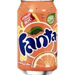 Газированный напиток FANTA, 0,33л