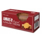 Печенье ANNA'S Тонкое имбирное, 150г