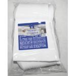 Ложки одноразовые HORECA SELECT белые в упаковке, 100 шт