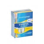 Тампоны TAMPAX Discreet Pearl с аппликатором Regular Duo, 18шт