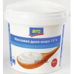 Сметанный продукт ARO, 15% 900г