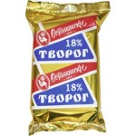 Творог ОСТАНКИНСКИЙ МК 18%, 180г