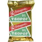 Творог ОСТАНКИНСКОЕ 9%, 180г
