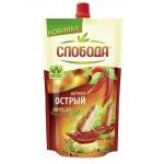 Кетчуп СЛОБОДА Острый, 350 г