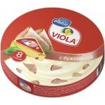 Сыр плавленый VIOLA с бужениной, 130г