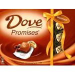 Шоколадные конфеты DOVE PROMISES Молочные, 120г