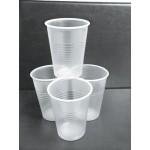 Стакан ARO пластиковый прозрачный, 180мл*100шт