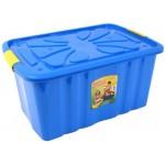 Ящик для игрушек на колесах ПОЛИМЕРБЫТ