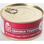 Свинина тушеная FINE LIFE ГОСТ, 325 гр