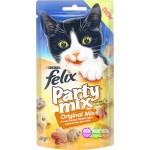 Лакомство для кошек FELIX Party Mix Original Mix, 60г