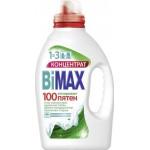 Гель для стирки BIMAX 100 Пятен, 1,5л