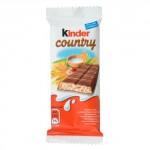 Шоколад KINDER кантри молоко и 5 злаков, 23,5г