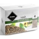 Чай RIOBA Зеленый Сенча для заваривания в чайнике, 20х5г