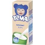 Биолакт ТЕМА 3,2%, 208г