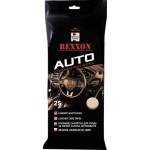 Влажные салфетки REXXON Auto для ухода за кожей салона автомобиля