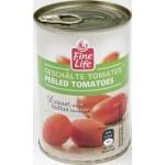 Томаты очищеные FINE LIFE в томатном соусе, 400г