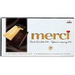 Шоколад MERCI горький 72%, 100г