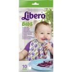 Нагрудники LIBERO 10шт