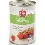 Томаты черри FINE LIFE В томатном соку, 400 г