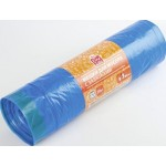 Мешки для мусора FINE LIFE 120л с завязками в упаковке, 20 шт