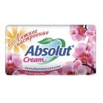 Мыло ABSOLUT Cream Дикая орхидея, 90г