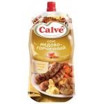Соус медово-горчичный CALVE Медово-пряный вкус, 230г