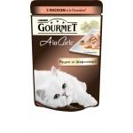 Корм для кошек GOURMET Ala carte с лососем, 85г