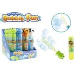 Мыльные пузыри BUBBLE FUN Животные