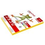 Цветная бумага CREATIVE Intensive желтый 80 г/м2, 100л