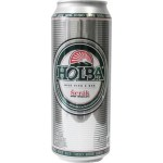 Пиво светлое HOLBA Serak лагер железная банка в упаковке, 0,5л