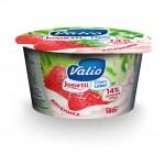 Йогурт VALIO Клубника 2,6%, 180г