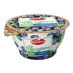 Йогурт ВКУСНОТЕЕВО с черникой 3,5%, 140г