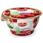Йогурт ВКУСНОТЕЕВО с вишней 3,5%, 140г