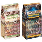 Чай черный BASILUR Magic Nights листовой, 100г